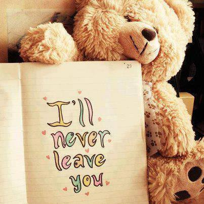 When I say I love you…,