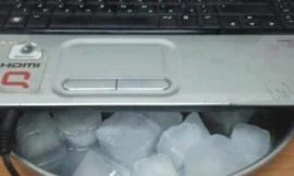 How to Save you Laptop in These HOT days :D
