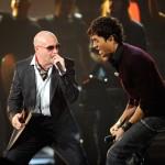 Enrique Iglesias an Pitbull – Tonight , I Like It . 2011 AMA Preformance Live .