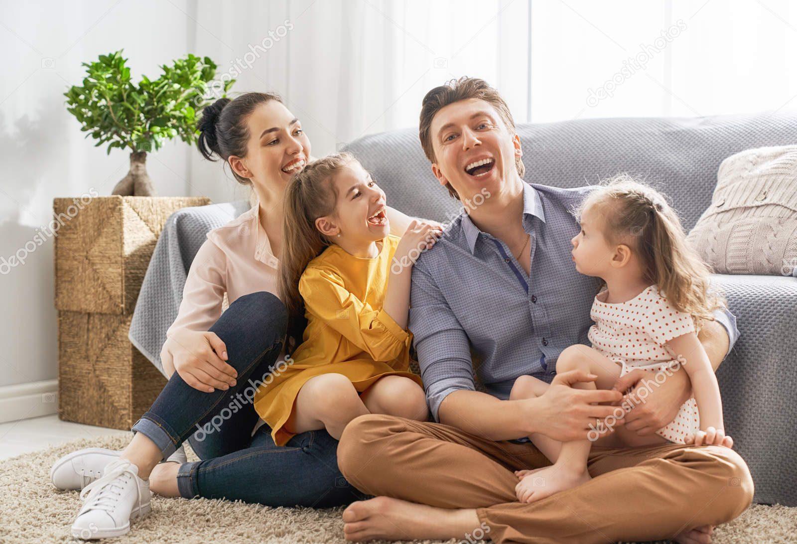 Loving Family.