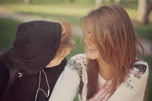 """I wont say """"I'll never make u cry"""";"""