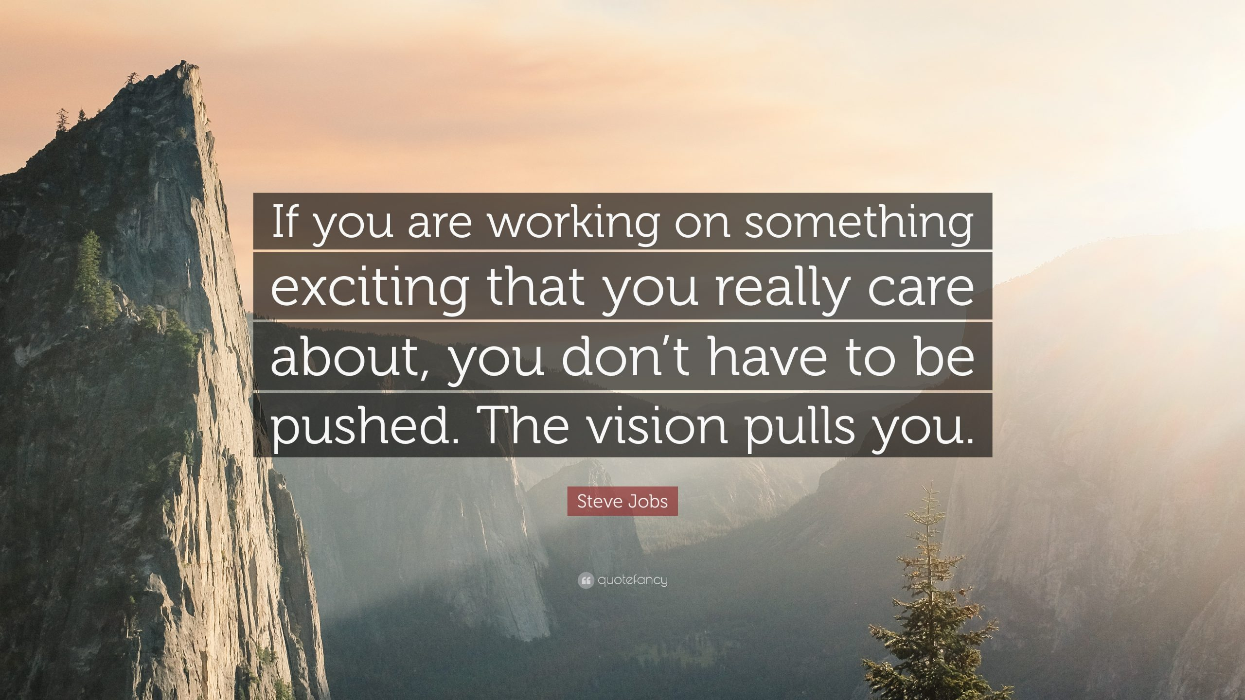 You are currently viewing The Vision pulls you